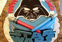 Cake Decorating - Star Wars