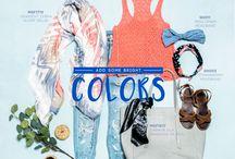 SS17 LOOKBOOK / Spring summer women fashion lookbook