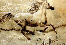 Лошади/Horses