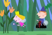 Ben & Holly's Little Kingdom / Ben & Holly's Little Kingdom has toys coming to retailers near you very soon from Jazwares!
