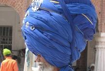Sikhism Turbans / The Crown of the Khalsa Warrior / by Sukhmandir Kaur