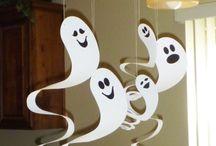 party hallowen / tanti suggerimenti per organizzare un party MOSTRUOSO....
