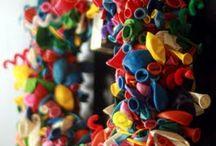 Balloon Creations / Creative balloon ideas