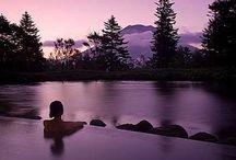 Onsen and Spa 温泉とスパ