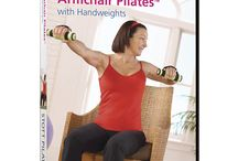 Rehab-Focused DVDs / Targeted DVDs for therapeutic conditioning / by MERRITHEW™