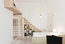 I n t e r i o r s / Living rooms, bedrooms, etc.