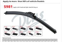 Multi-functional Soft Wiper Blade