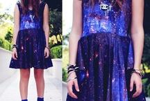 Galaxy clothin'