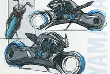 Motorcycles concept