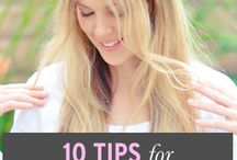 Beauty Tips / Beauty Tips for hair, nails, makeup
