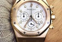 Watchs - Kol Saatleri / Selection of fine watchs. İyi kol saatleri seçkisi, koleksiyonu