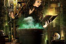 Черная магия, Магия, Колдовство, Ритуалы, Обряды Black magic, dark, warlock,rituals