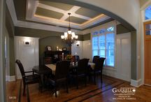 Formal Dining Rooms-Casual Dining Rooms