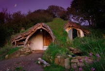 Hippie Homes / by Sharon Elford