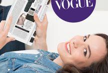 As seen in VOGUE. Fashion- & Beauty-Favoriten aus dem Modemagazin / QVC ist Partner der VOGUE Fashion's Night Out im September und sendet am 09. September live von der Kö in Düsseldorf! Unsere Must-Haves kannst du ab sofort hier und in der aktuellen VOGUE entdecken. #VFNO #QStyle  QVC.de