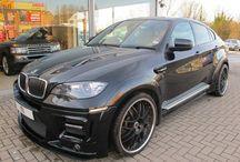 BMW X6 Body Kit / A range of body kits for the BMW X6