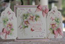 cards elegant / by Vicky Neichter