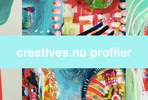 Business Cards - designs - handcraft - artist / Find contact information at your artist - designer - handcraft maker here...Everyone make their own designs - creations   Sign up here www.CREATIVES.nu and be a part of our new designer & artist app - and get the benefit of all the thousend followers to your own profiles and new costumer relationships