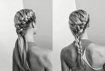 Hairstyles/ up do's