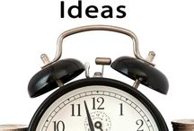 Time management / Ideas for time management