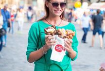 Bubble Waffle / It's about the most delicious and beautiful waffles in the World!