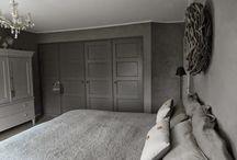 Bedroom / Prachtige slaapkamers in een landelijke stijl...