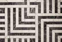 Tile Patterns  / Interesting spaces featuring unique and creative tile patterns. / by The Tile Shop