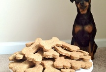 Dog Funnies, Treats, Training, Tips / Dog treat and training tips for your dog.
