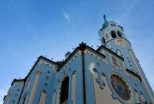 Bratislava la capitale Slovaque