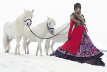 Russia Traditional Costumes