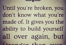 Quotes, broken heart, getting over!
