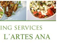 L´artes Ana catering servicio                  lartesana2015@gmail.com
