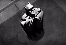 The Dark Knight / Batman board