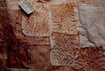Tea Bag Art / Recycle and repurpose used tea bags in creative ways. / by Creative Cloth | Linda Matthews