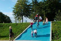 park og grøntområder