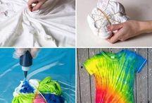 barwienie tkanin