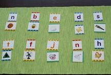 Phonemic Awareness Activities / by Beth Comer