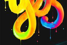 Sence / The sense of coloring