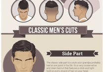 6 trendy men's hairstyles