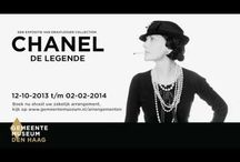 Chanel: De Legende / Chanel: De legende. 12 oktober 2013 - 2 februari 2014 Gemeentemuseum Den Haag
