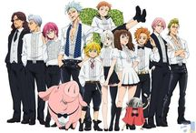 { The Seven Deadly Sins } / ♥
