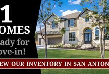 Perry Homes in San Antonio / Perry Homes offers spacios designs in the Greater San Antonio area.
