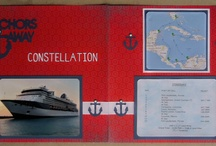 Cruise Scrapbook Pages / by Patricia Haas
