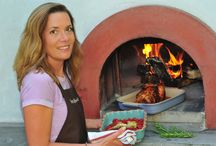 wood fired oven/ stenovn
