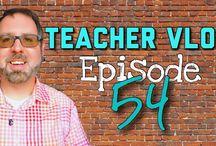 Teacher Vlogs