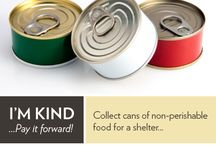 I'm kind  / We've found a few ways to pay it forward... We hope you try a few:) / by City Lodge