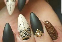 Nails♡ Mandala style♡