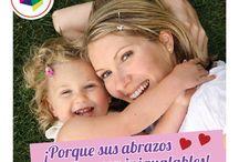 Día de las Madres / Bienvenido Mayo, y con el 10 razones por la cuál mi Mamá es única.