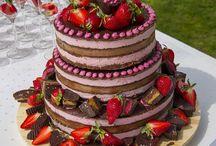 Torta ízek