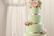wedding торты